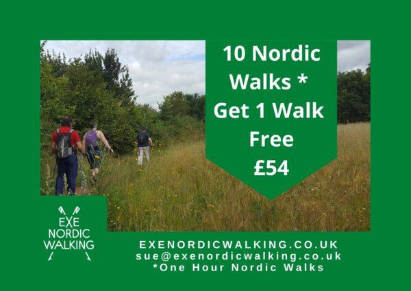 Ten Walks Deal