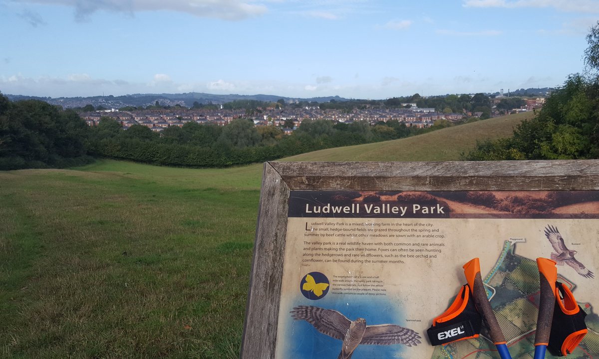 Ludwell valley fitness walk