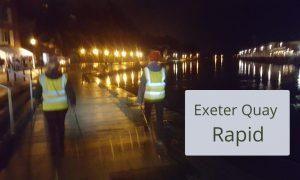 Exeter Quay walk