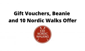 Gift Vouchers, Beanie and 10 Walks Offer