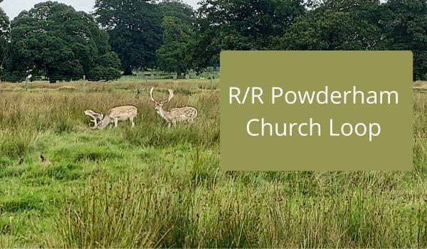Powderham church loop