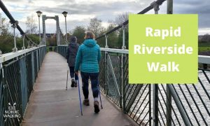 Rapid Riverside Walk