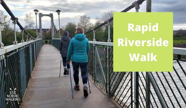 Rapid Riverside Walk